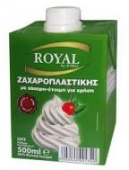 Royal Κρέμα  Ζαχαροπλαστικής 500 ml