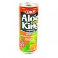 Aloe Vera King Πορτοκάλι 240 ml