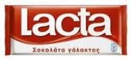 Lacta Σοκολάτα Γάλακτος 85 gr