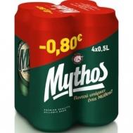 Mythos Μπύρα 500 ml x 4