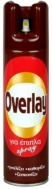 Overlay Σπρέυ Καθαριστικό Γυαλιστικό Επίπλων 250 ml