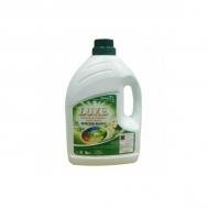 Luxe Υγρό Πλυντηρίου Muschio Bianco 3 lt