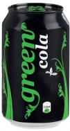 Green Cola 330 ml
