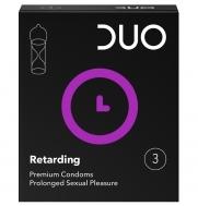Duo Retarding Προφυλακτικά 3 ΤΜΧ