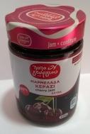 Παπαγεωργίου Μαρμελάδα Κεράσι 60% Περιεκτικότητα Φρούτου 420 gr