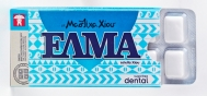 Έλμα μαστίχα Χίου Dental 10 Τεμαχίων