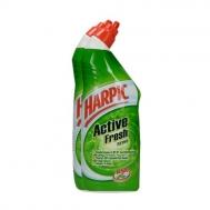 Harpic Active Fresh Υγρό Καθαριστικό  Πεύκο750 ml 1+1 Δώρο