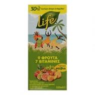 Δέλτα Life 9 Φρούτα  Φρουτοποτό 330 ml