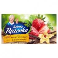 Grandmas Tea Φράουλα & Βανίλια Φακελάκια 20 Χ 2 gr