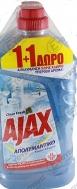 Ajax Υγρό Δαπέδου Clean Fresh   1 lt   1+1 Δώρο
