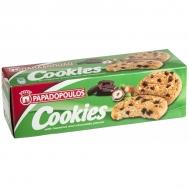 Παπαδοπούλου Μπισκότα Cookies με Φουντούκι 180 gr