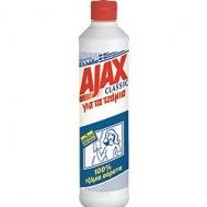 Ajax Υγρό Τζαμιών 450 ml