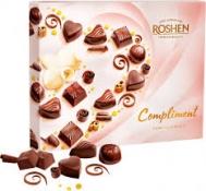 Roshen  Compliment  Σοκολατάκια Μαυρη Σοκολάτα 145 gr