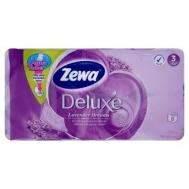 Zewa Deluxe Λεβάντα Χαρτί Υγείας 8 Ρολά