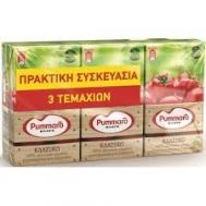 Pummaro Συμπυκνωμένος Χυμός Τομάτας  3x250 gr