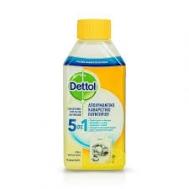 Dettol Καθαριστικό Πλυντηρίου Λεμόνι 250 ml
