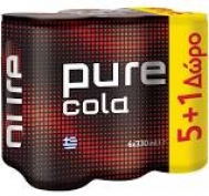 Coca Cola  Pure 6 X 330 ml