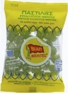 Βιάπ Mentel Παστίλιες Ευκαλύπτου 30 gr
