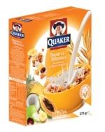 Quaker Δημητριακά με Βρώμη & Φρούτα 375 γρ