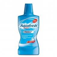 Aquafresh Extra Fresh Daily Mouthwash Στοματικό Διάλυμα 500 ml