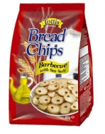 Tottis Bread Chips Barbeque 80 gr