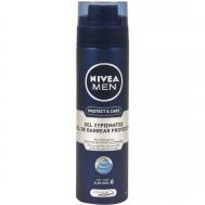 Nivea  Gel  Ξυρίσματος  Protect & Care 200 ml