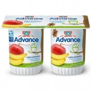 Δέλτα AdvanceΜήλο - Μπανάνα 4,4% 2x150gr