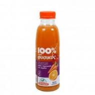 Κουκάκη Φυσικός Χυμός Μήλο Καρότο Πορτοκάλι 1 lt