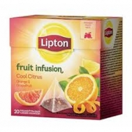 Lipton Fruit Infusion 20 Φακελάκια