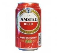 Amstel Μπύρα Kουτί 330ml