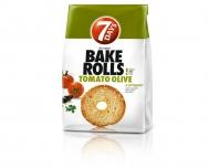 Bake Rolls Παξιμάδια Tomato & Olive 80 gr