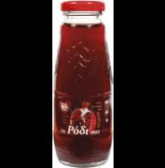 Σουρωτή Βιολογικός Χυμός Ρόδι 200 ml