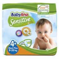 Babylino Sensitive Πάνες Νο4+ Maxi Plus 19 Τεμάχια
