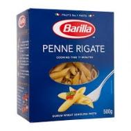 Barilla Penne Rigate 500 gr