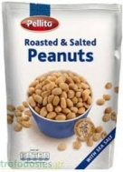 Pellito Peanuts Roasted & Salted 150 gr