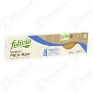Felicia Σπαγγέτι Mais Riso Καλαμποκιού -Ρυζιού 250 gr