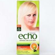 Echo Βαφή Μαλλιών No 10.11 με Εκχύλισμα Ελιάς και Βιταμίνη c 60 ml