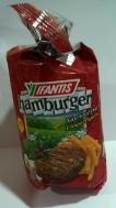 Υφαντής Μπιφτέκια Χάμπουργκερ 10 Τεμάχια 450 gr