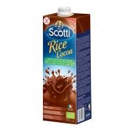 Riso Scotti Bio Ρόφημα Ρυζιού με Κακάο 1 l
