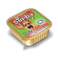 Simba Σκυλοτροφή Πατέ Μοσχάρι 150 gr