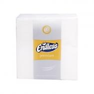 Endless Premium Χαρτοπετσέτες Λευκές 50 τμ