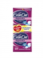 Every day Hyperday Ultra Plus Maxi Night Σερβιέτες 18 Τεμάχια