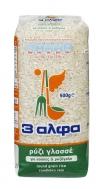 3Α Ρύζι Γλασσέ 500 gr