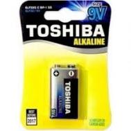 Toshiba μπαταρία Alcaline  9 V 1 τεμάχιο