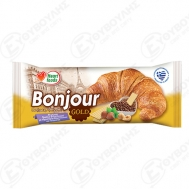 Bonjour Κρουασάν με Κρέμα Κακάο και Μπανάνα 140 gr
