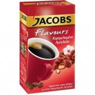 Jacobs Flavours Καραμελωμένο Αμύγδαλο Αρωματικός Καφές Φίλτρου   250  gr