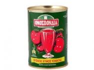 Ομοσπονδία Φυσικός Χυμός Τομάτας 400 gr