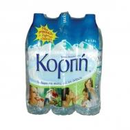 Κορπή Φυσικό Μεταλλικό Νερό 1.5 lt  5+1 Δώρο