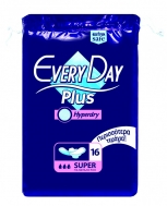 Everyday Plus Hyperday Super Σερβιέτες 16 Τεμάχια