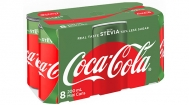Coca Cola  Stevia 6 X 330 ml